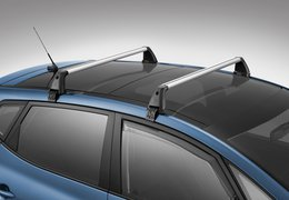 Roof rack aluminium