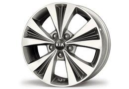 "Alloy wheel set 17"" 'Hanam'"