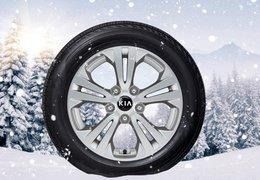 """Winter wheels alloy 16"""""""