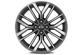 Alloy wheel set 17""