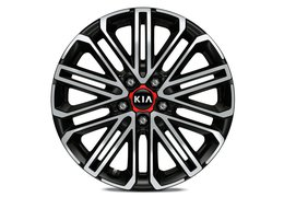 "Alloy wheel set 18"" bicolour GT"