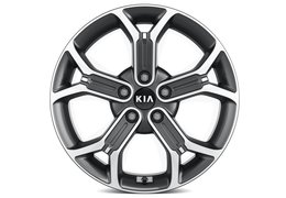 "Alloy wheel set 18"" bicolour"