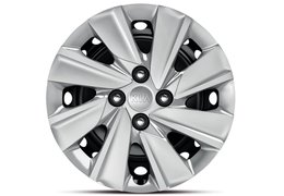 Steel wheel cover 15""