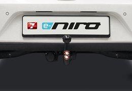 Tow bar RMC bike carrier system, e-Niro