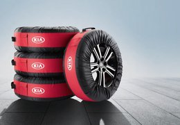 Wheel storage bags Kia