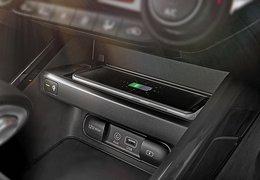 Wireless charging pad for smartphones