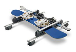 Ski & snowboard carrier 600