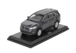 Model car, Kia Sorento, platinum