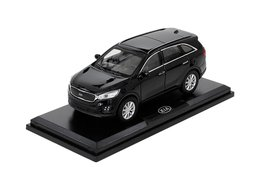 Model car, Kia Sorento, black