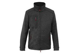 BONDED FLEECE JACKET GT XS