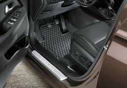 Floor mats rubber