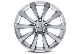 "Alloy wheel set 17"" 'Halla'"
