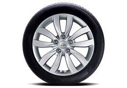 """Winter wheels alloy 17"""""""