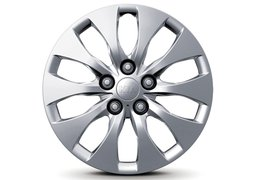Steel wheel cover kit 16""