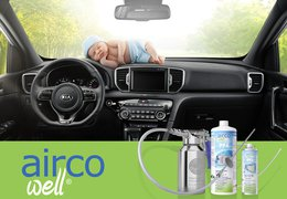 airco well® Airconditioning cleaning system