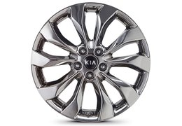 Alloy wheel set 19""