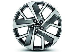 """Alloy wheel set 20"""", Gunsan, bicolour"""