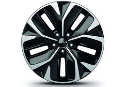 "Alloy wheel set 19"", type B"