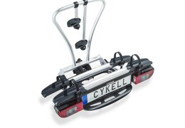 Bike carrier Yakima Justclick2 for 2 E-bikes
