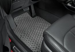 Floor mats rubber (PHEV)