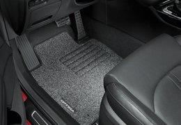Floor mats standard (PHEV)