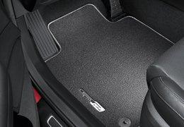 Floor mats velour GT Line