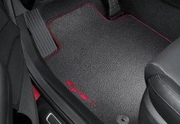 Floor mats velour GT