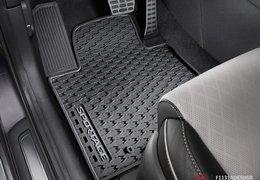 Floor mats rubber GT Line