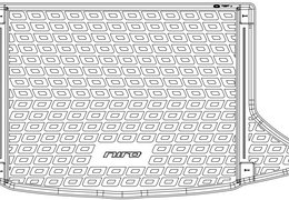 Trunk liner Niro EV (More)
