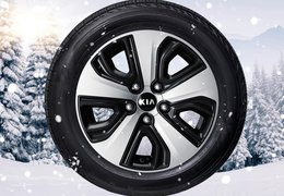 "Winter wheels alloy 16"" Niro HEV, PHEV"
