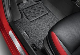 Floor mat standard