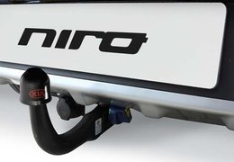 Tow bar fixed Niro HEV, PHEV