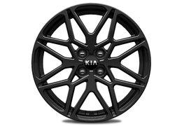 "Wheel kit aluminium 17"" Black Edition"