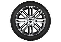 """Winter wheels alloy 17"""" GT Line"""
