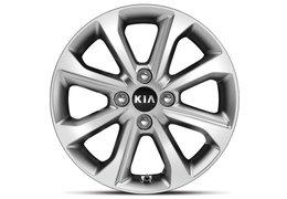 """Wheel kit aluminium 15"""""""