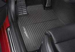 Floor mats rubber Stinger 2WD