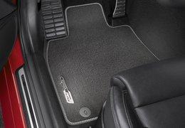 Floor mats velour, Stinger, 4WD GT Line