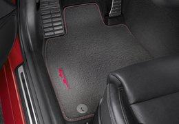 Floor mats velour, Stinger, 4WD GT