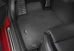 Floor mats, premium Stinger 2WD