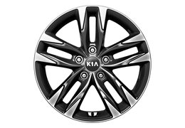 "Alloy wheel set 17"" Stinger"