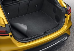 Trunk mat, reversible XCeed MHEV