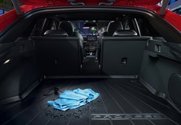 Trunk liner, Proceed with JBL premium audiosystem