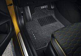 Floor mats, standard
