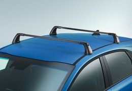 Roof rack steel Ceed without sunroof