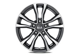 "Alloy wheel set 16"" 'Anyang Bi-colour'"