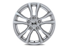 "Alloy wheel set 16"" 'Anyang Silver'"