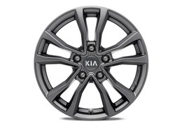 "Alloy wheel set 16"" 'Anyang Graphite'"