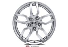 """Alloy wheel set 17"""" 'Goyang Silver'"""