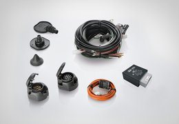 Tow bar wiring kit, 7p PHEV