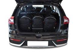 Set of 3 Car bags Niro